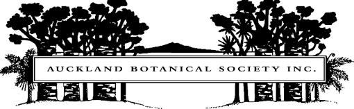 Auckland bot soc logo