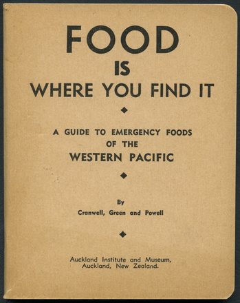 Food is where you find it